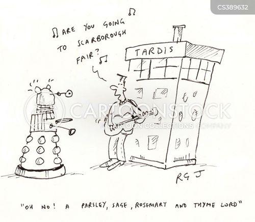 scarborough fair cartoon