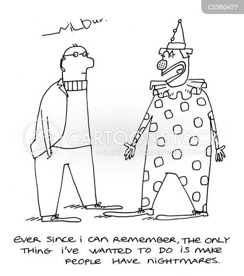 upsetting cartoon