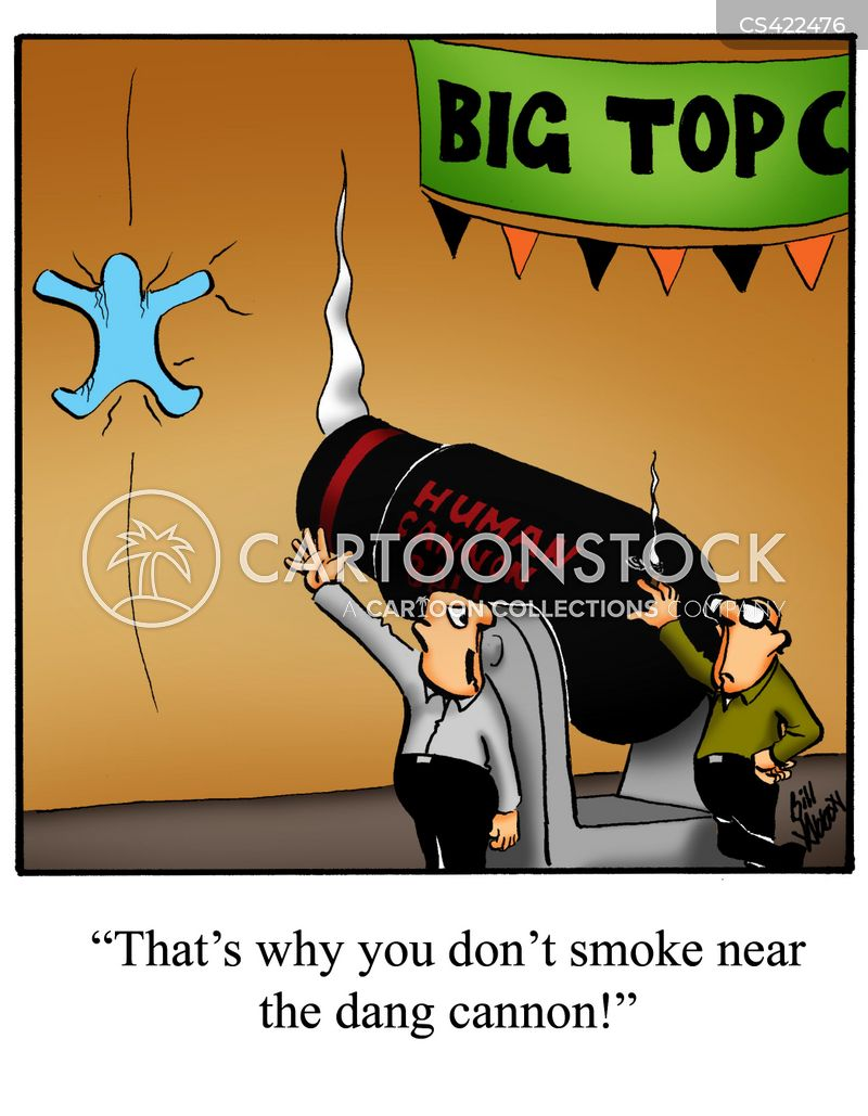 cigarette break cartoon