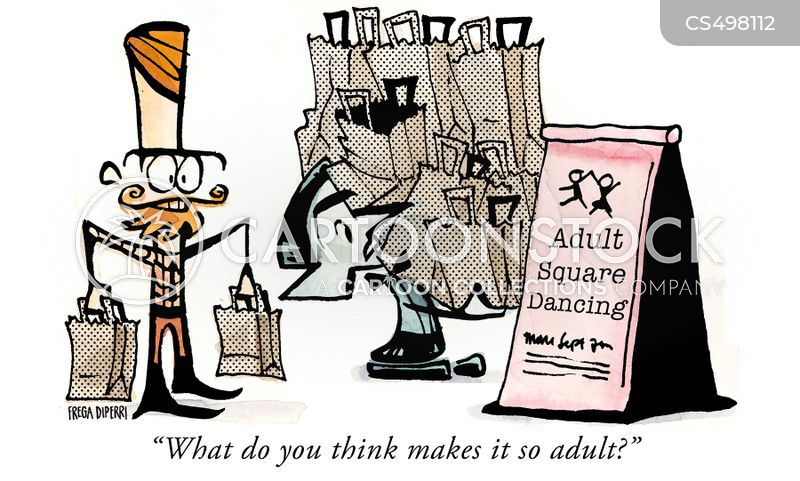 adult contents cartoon