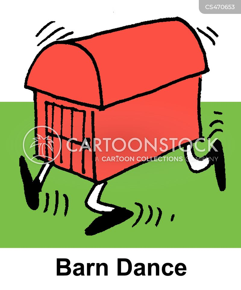 Barn Dancers Cartoons And Comics Funny Pictures From