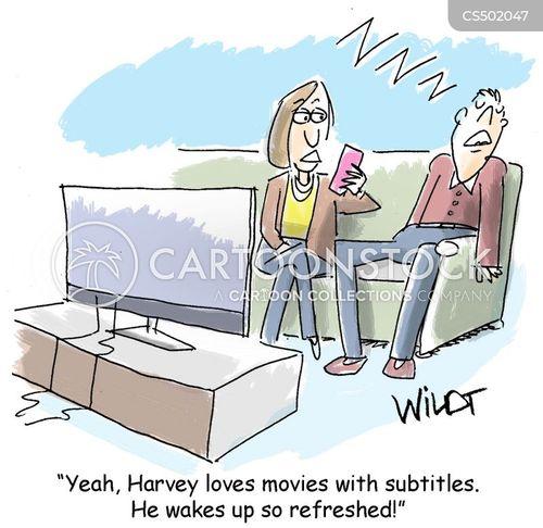 refreshed cartoon