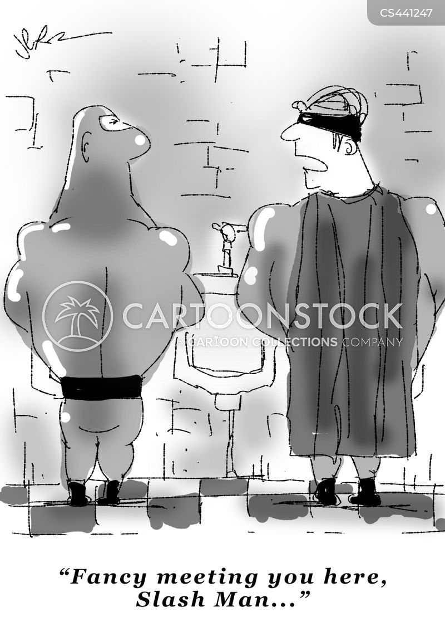 urinals cartoon