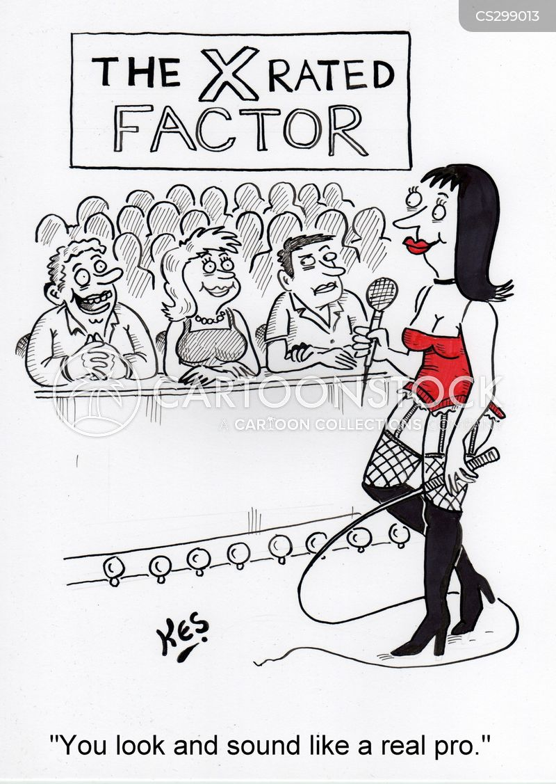extra factor cartoon