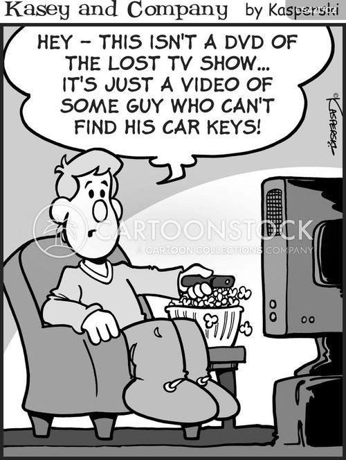 tv drama cartoon