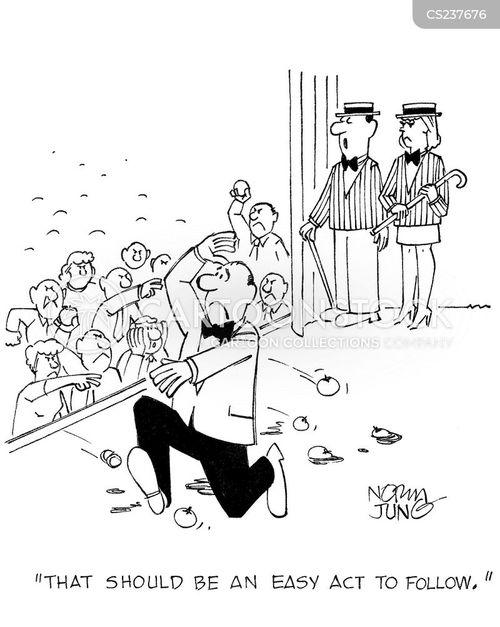 boos cartoon
