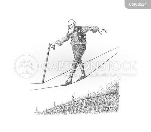 circus performance cartoon