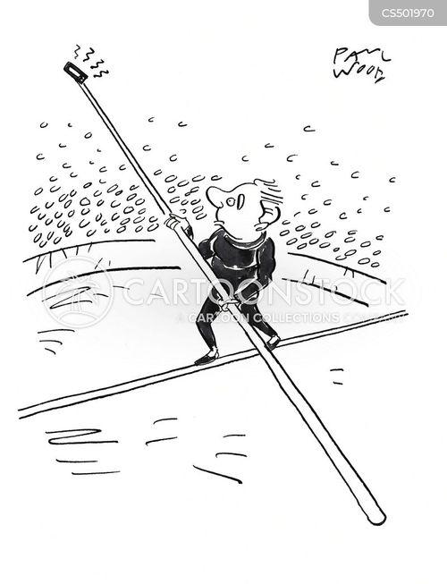 high-wires cartoon