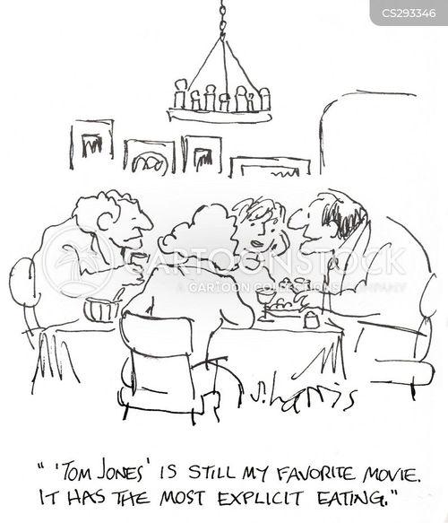 tom jones cartoon