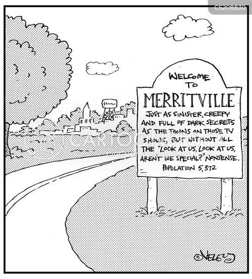 tourist traps cartoon