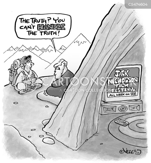 jack nicholson cartoon