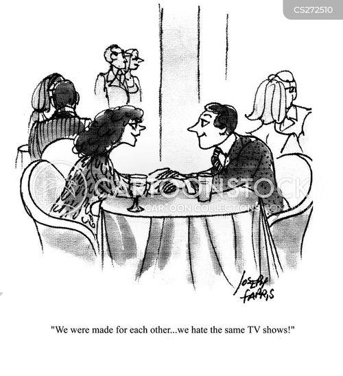 past times cartoon