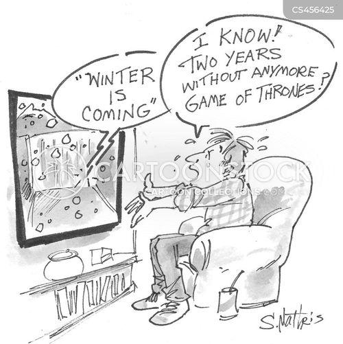 next series cartoon