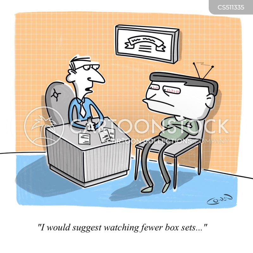 box sets cartoon