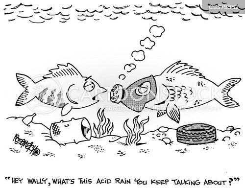 affected cartoon