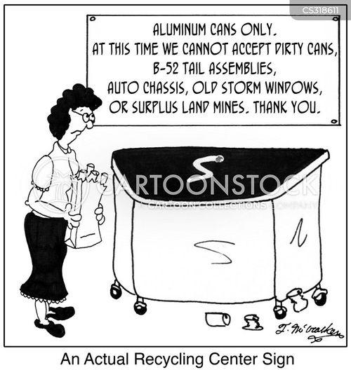 land mines cartoon