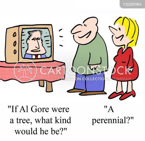 perennial cartoon