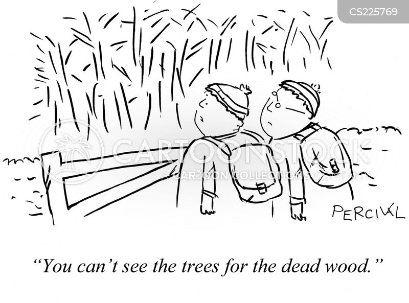 forestry commission cartoon