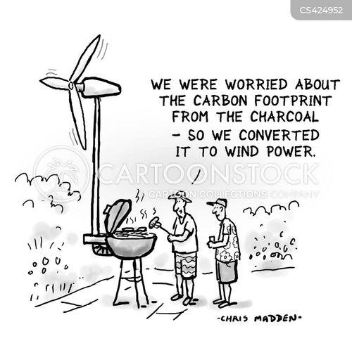 windpower cartoon