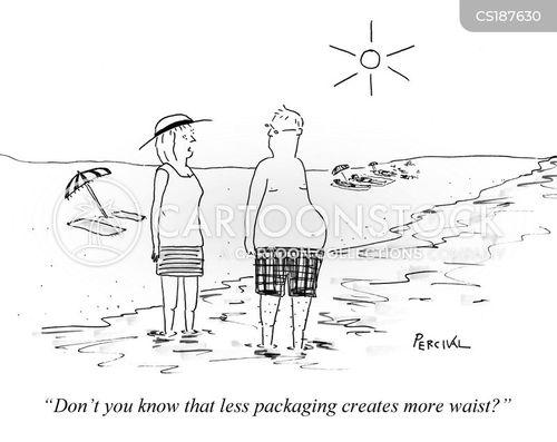 eco cartoon