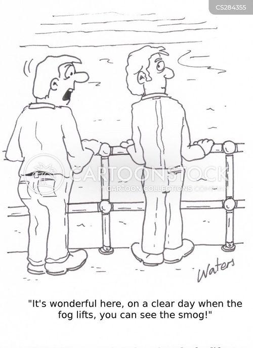 sightseeing cartoon