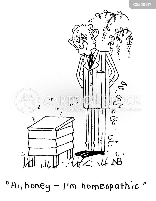 homeopathy cartoon