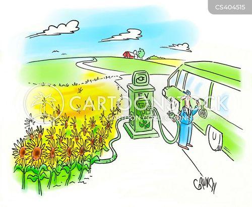 flower power cartoon
