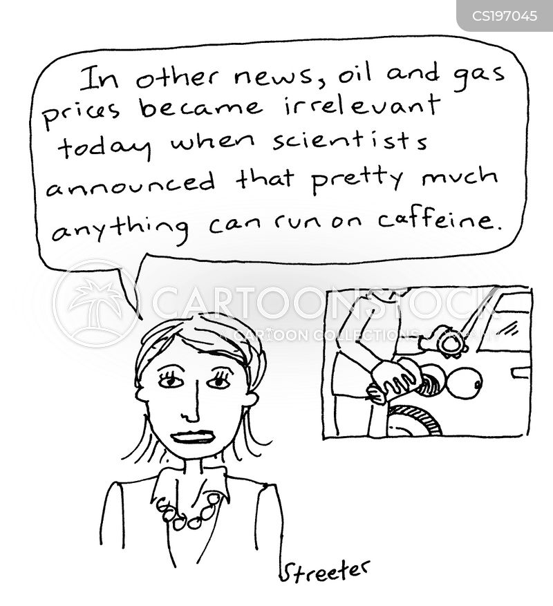 mileage cartoon