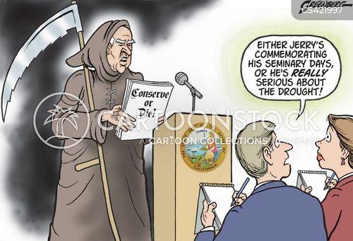 state of emergency cartoon