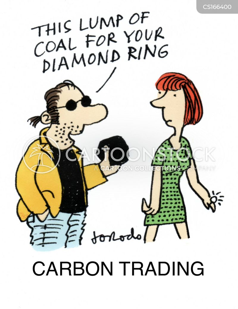 carbon dioxide cartoon