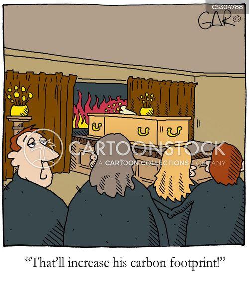 crematorium cartoon
