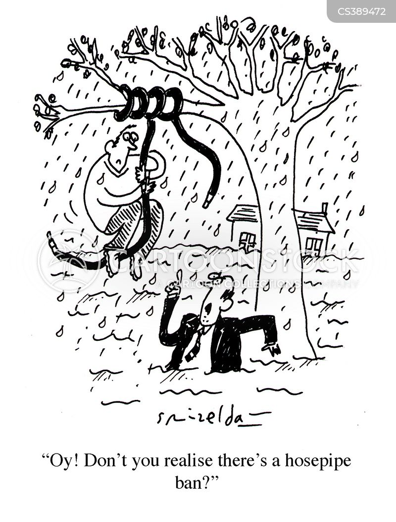 hosepipe cartoon