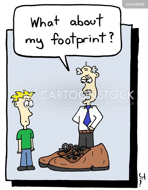 environmental impacts cartoon