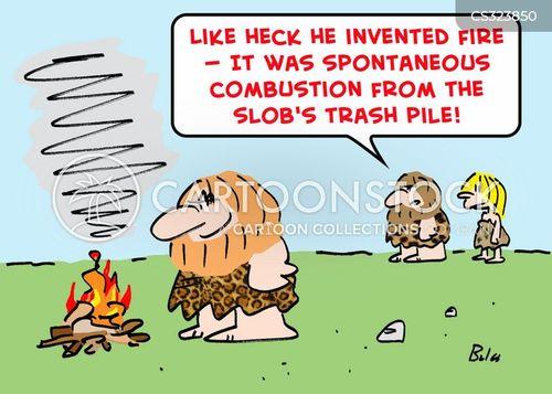 sparks cartoon