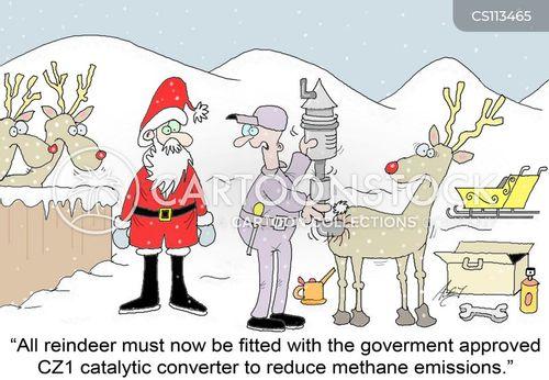 green policies cartoon