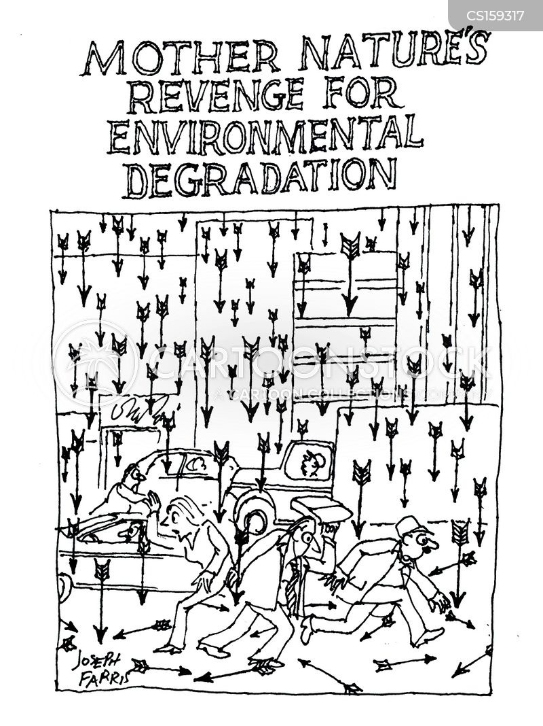 degradation cartoon