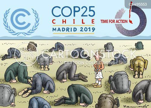carbon neutral cartoon
