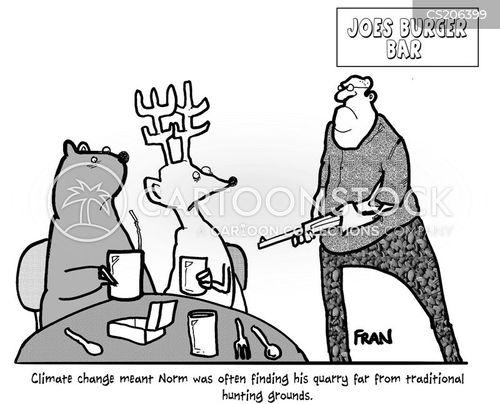 natural habitat cartoon