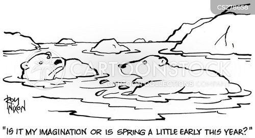 antartica cartoon