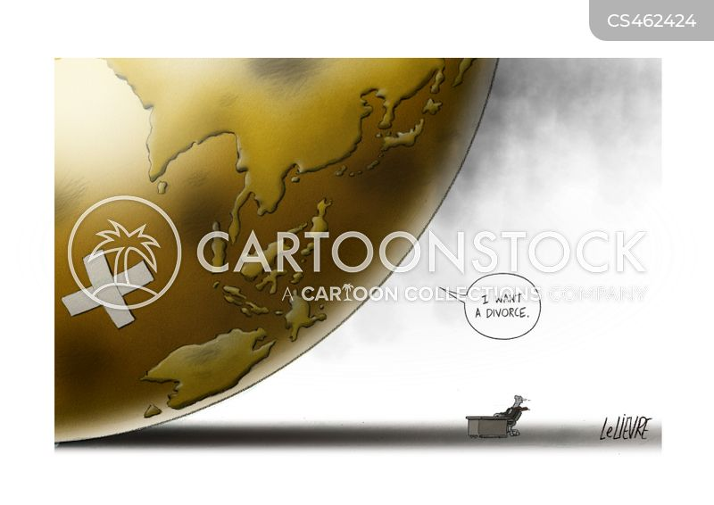 global catastrophe cartoon
