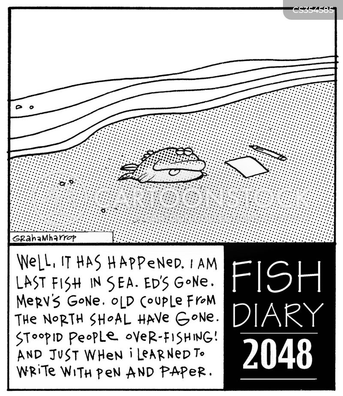 depleted cartoon
