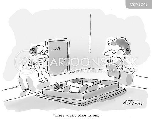 congestion cartoon