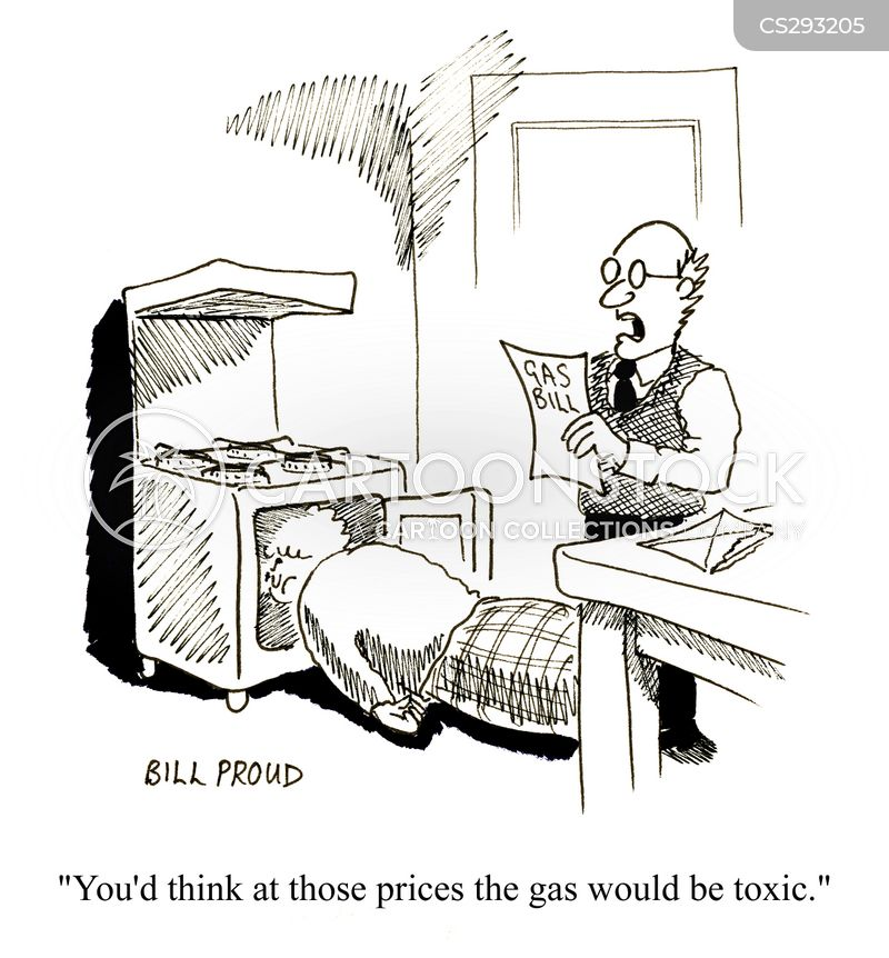 gassing yourself cartoon