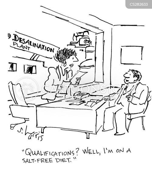 desalination cartoon