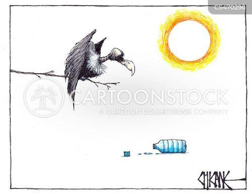 water crisis cartoon