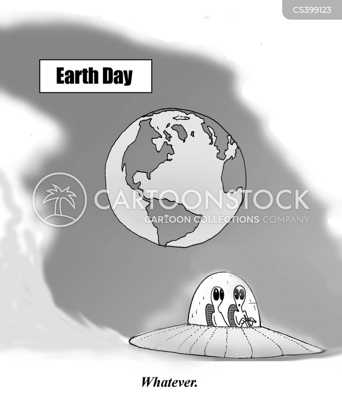 natural environments cartoon
