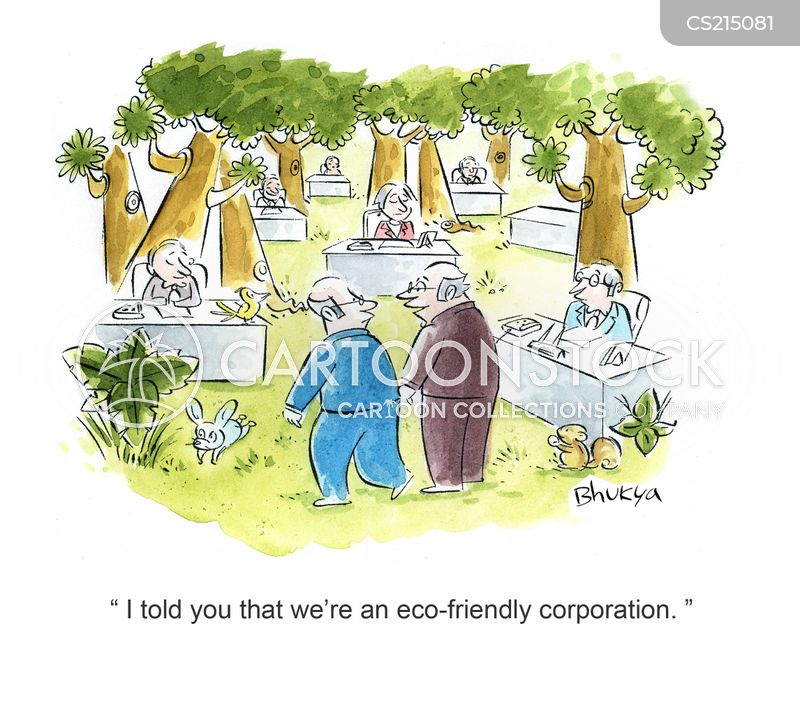 Eco Friendly Workers