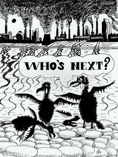 ecologists cartoon