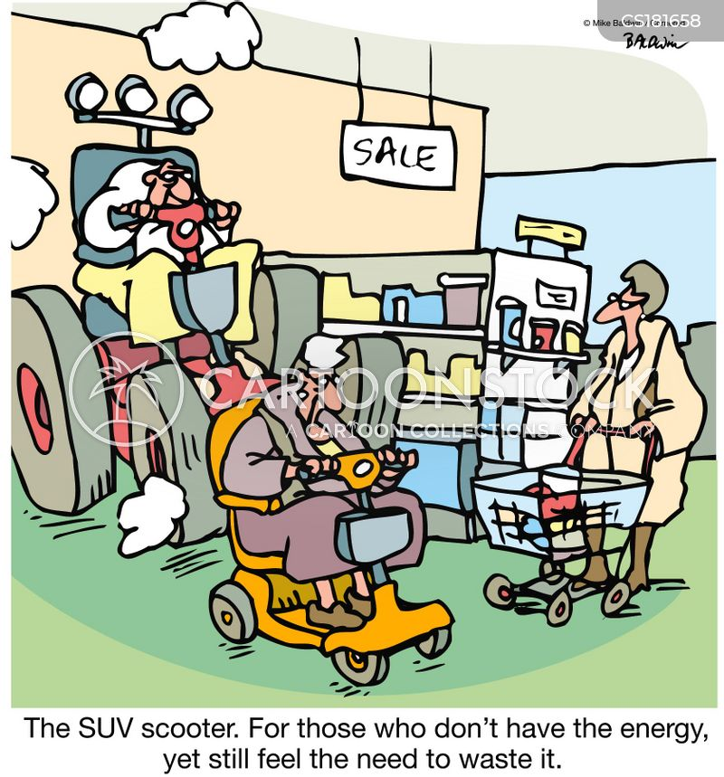 energy crisis cartoon