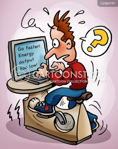 generator cartoon